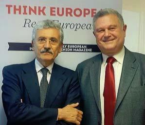 Toplumcu Düşünce Enstitüsü, Brüksel'de  FEPS, Avrupa İlerici Çalışmalar Vakfı'na katıldı…