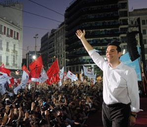 Komşudaki Syriza zaferi bize ne söylüyor?