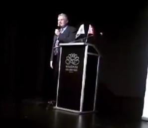 TDE  Bursa'da Konferans düzenledi