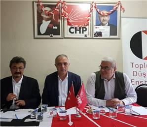 """TDE """"Türkiye Ekonomisi Karasu Paneli"""""""